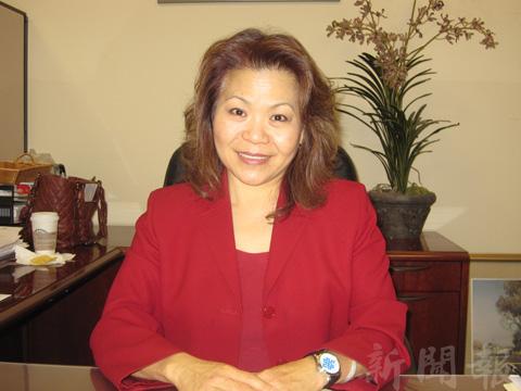 亞洲商會新任會長Vida Lin的新年心願