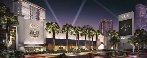 SLS酒店賭場 全新風貌呈現