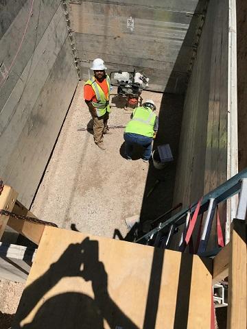 維加斯國際貿易村 基礎工程完成