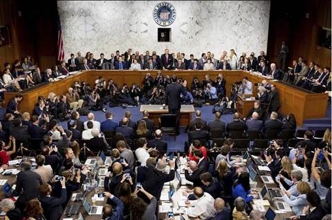 指控白宮說謊汙衊  柯米掀美政治海嘯