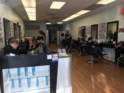 HAIR ZONE髮域髮廊老店新張
