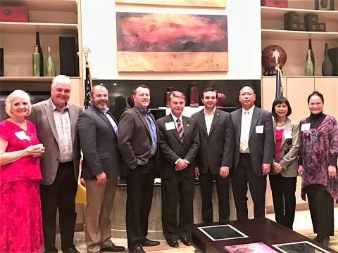恒兴地产董事长Kenny Lin获颁拉芙琳都市发展奖