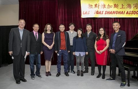上海同乡会新年晚会 人气旺盛气氛热烈