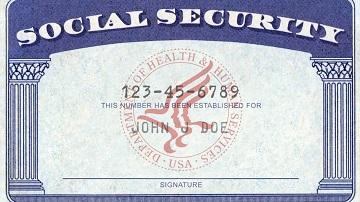 社會安全卡