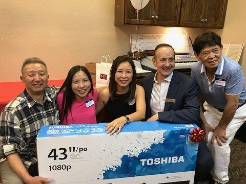 華豐地產李梅團隊 舉辦感謝餐會