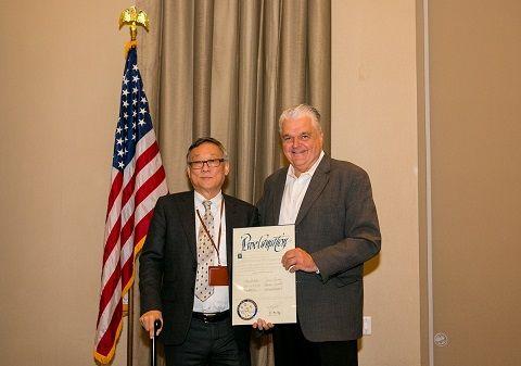 中美國際經濟商貿峰會   拉斯維加斯隆重舉行
