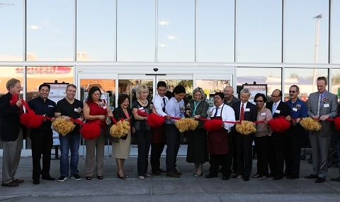 大華超市拉斯維加斯分店剪綵開幕