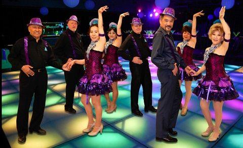 銀髮族舞蹈比賽9月27日舉行