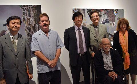 臺灣當代藝術展在UNLV揭幕 展期至30日
