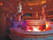 Fall of Atlantis Fountain