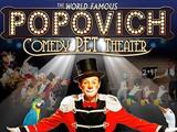 Gregory Popovich's Comedy Pet