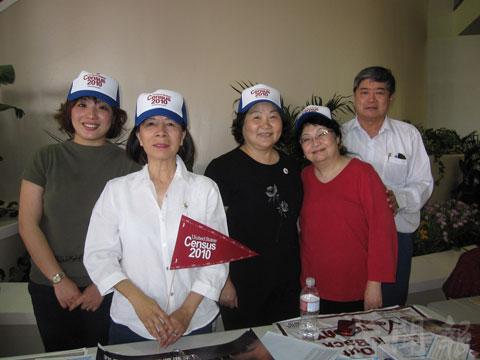 中國城獅會眼科義診