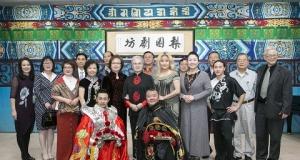 梨園劇坊成立首演 150餘華人參加