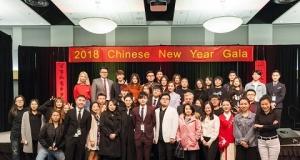 UNLV中國學生會狗年春晚 圓滿落幕