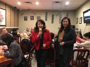 台灣鄉親之友平台餐敘聯誼