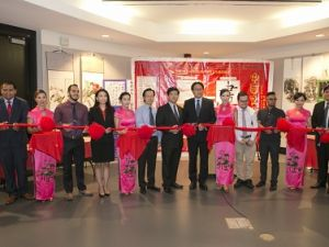 華協中華文化藝術節 展示傳統文化