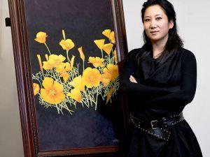 華裔藝術家王小燕2月7日三藩市辦個展