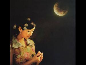 油畫大師程亞傑畫展今晚開幕