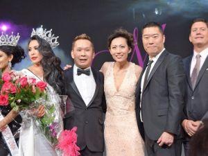北美亞裔小姐選美 華裔表現佳