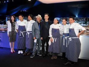 華美銀行冠名贊助美食之夜
