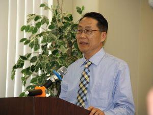 上海國際問題專家楊劍博士專題演講