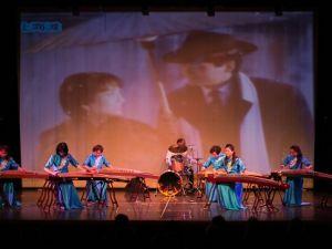 李琳虹民樂隊第七屆專場音樂會開幕