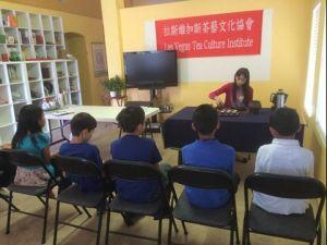 小小茶藝班五月十五日結業式