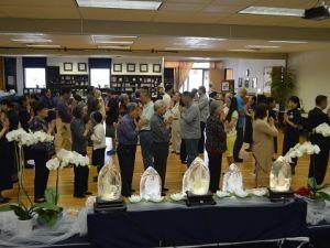 慈濟五十周年 五月八日舉辦浴佛典禮