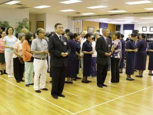 慈濟拉斯維加斯會所舉辦2018年浴佛典禮