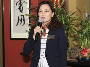 內華達華人協會 王若梅榮膺新會長